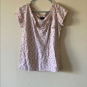 Rue 21 Floral Tee